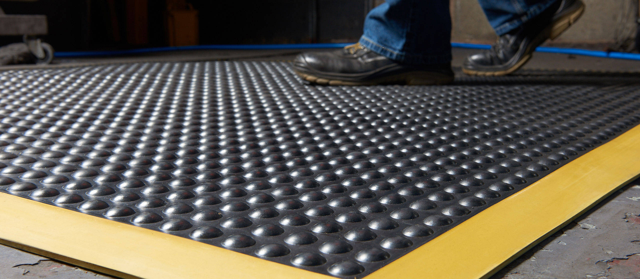 Specialists in floor matting and floor safety products