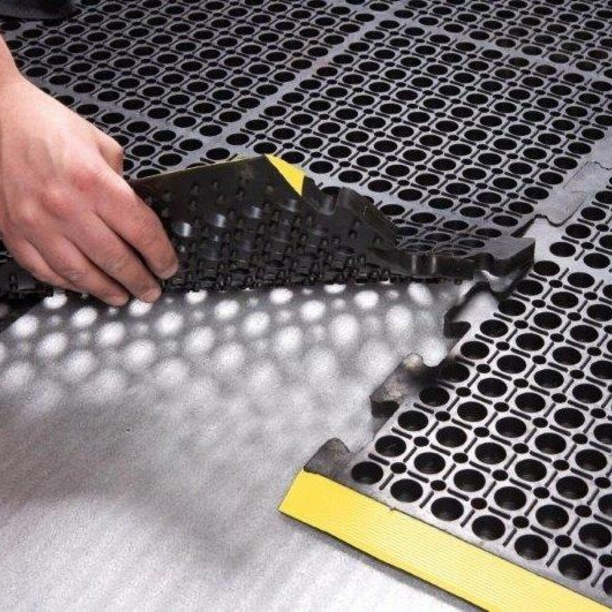 Industrial Anti-Fatigue Floor Matting