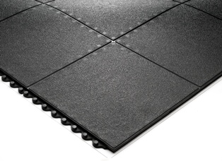 Insulate Against A Cold Concrete Floor