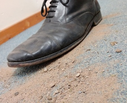 How to keep moisture and dirt out of your office areas