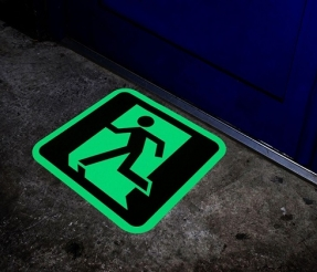 Tough Route - Floor Signage 3 Thumbnail